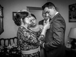 La boda de Trini y Julio 2