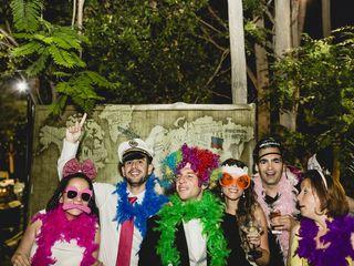 La boda de Majo y Andrés 1