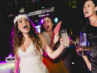 La boda de Majo y Andrés 3