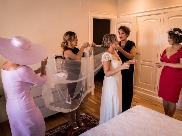La boda de Ivan y Ana en Cintruenigo, Navarra 13