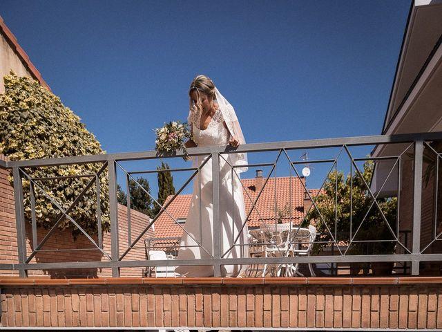 La boda de Ivan y Ana en Cintruenigo, Navarra 14