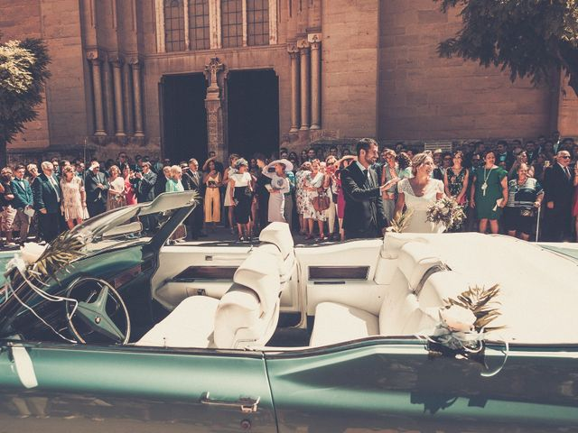 La boda de Ivan y Ana en Cintruenigo, Navarra 19