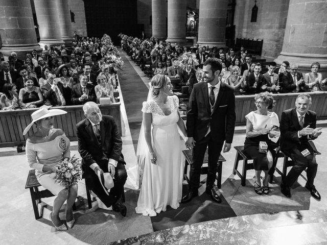 La boda de Ivan y Ana en Cintruenigo, Navarra 21