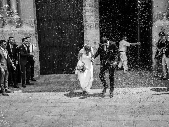 La boda de Ivan y Ana en Cintruenigo, Navarra 25