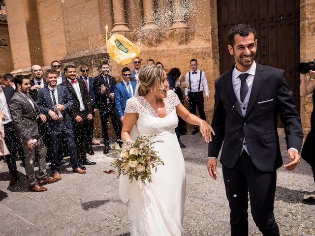 La boda de Ivan y Ana en Cintruenigo, Navarra 26