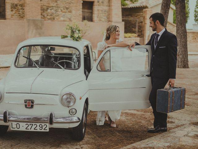La boda de Ivan y Ana en Cintruenigo, Navarra 34