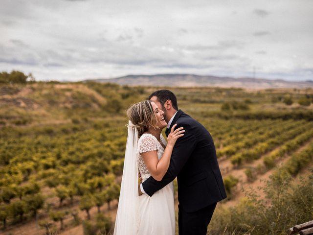 La boda de Ivan y Ana en Cintruenigo, Navarra 35