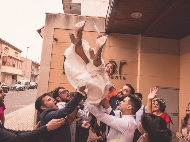 La boda de Ivan y Ana en Cintruenigo, Navarra 53