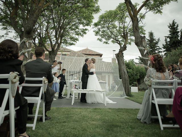 La boda de Jose y Sandra en Galapagos, Guadalajara 1