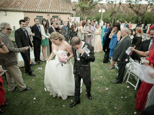 La boda de Sandra y Jose