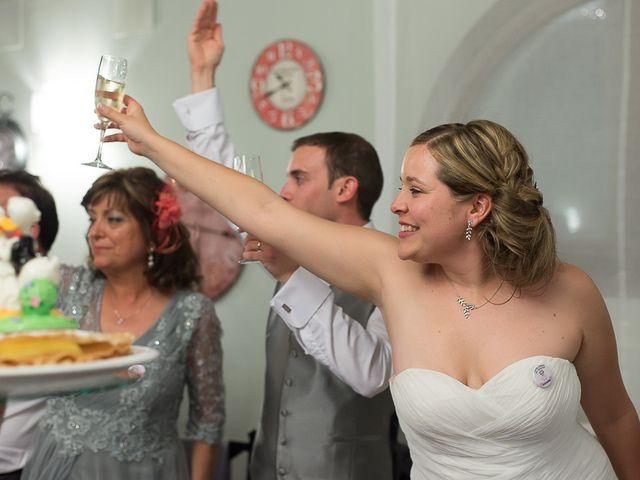 La boda de Jose y Sandra en Galapagos, Guadalajara 11