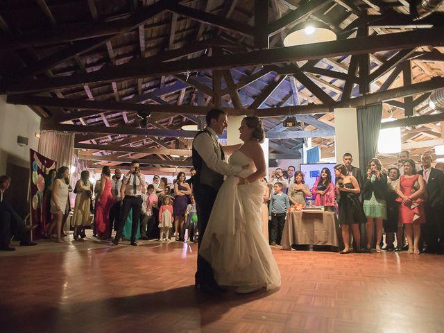 La boda de Jose y Sandra en Galapagos, Guadalajara 2