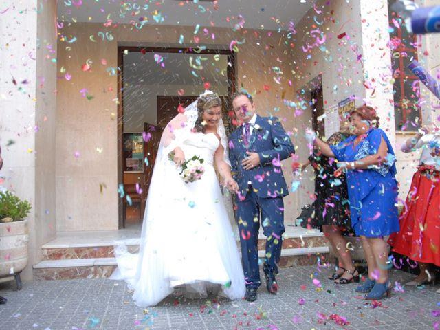 La boda de Paco y Elena en Badajoz, Badajoz 28