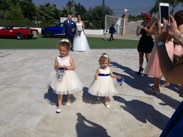 La boda de Miguel y Tamara  en Alhaurin De La Torre, Málaga 1