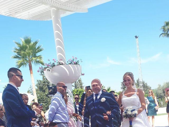 La boda de Miguel y Tamara  en Alhaurin De La Torre, Málaga 2