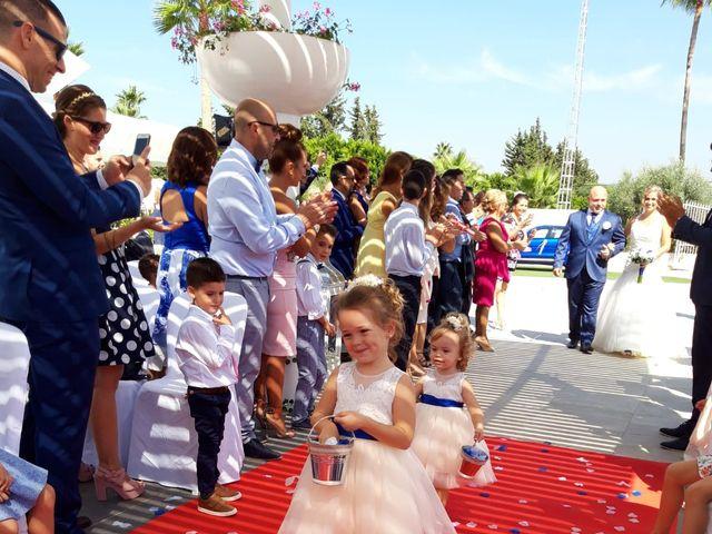 La boda de Miguel y Tamara  en Alhaurin De La Torre, Málaga 3