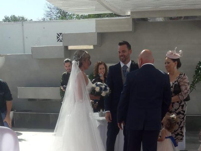 La boda de Miguel y Tamara  en Alhaurin De La Torre, Málaga 7