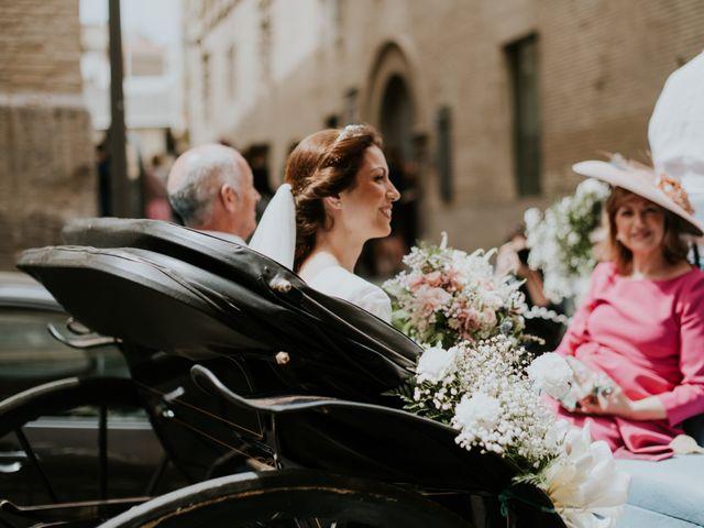 La boda de Sergio y Marta en Zaragoza, Zaragoza 23