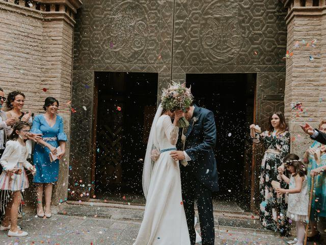 La boda de Sergio y Marta en Zaragoza, Zaragoza 38