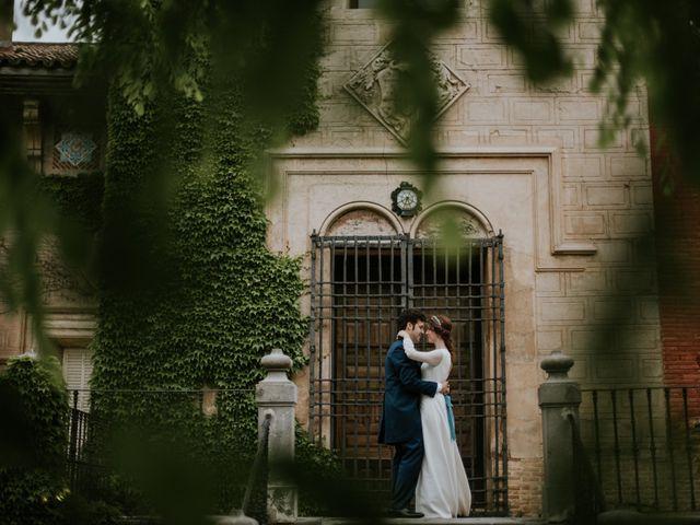 La boda de Sergio y Marta en Zaragoza, Zaragoza 84