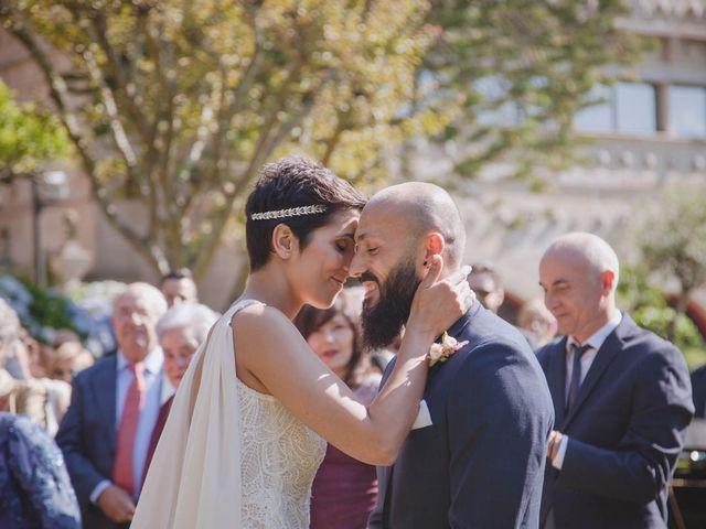 La boda de Tania y Yahvé