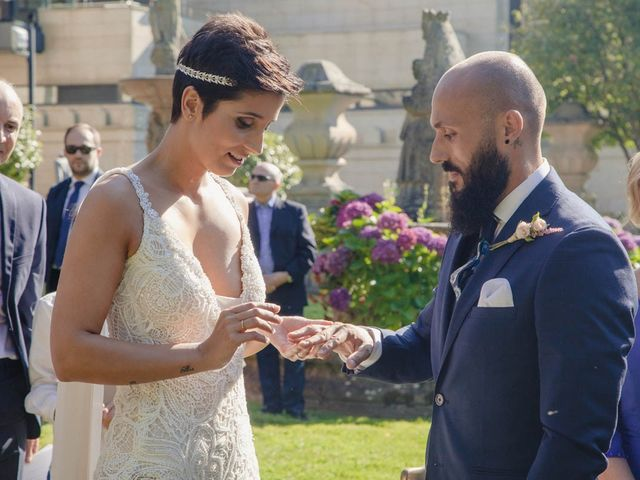 La boda de Yahvé y Tania en Vigo, Pontevedra 12