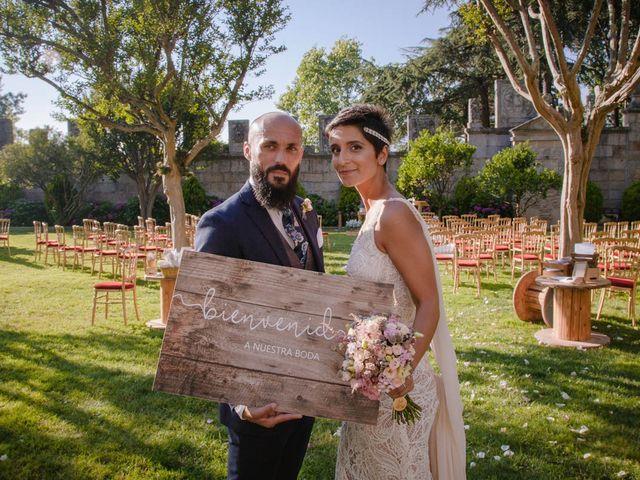 La boda de Yahvé y Tania en Vigo, Pontevedra 1