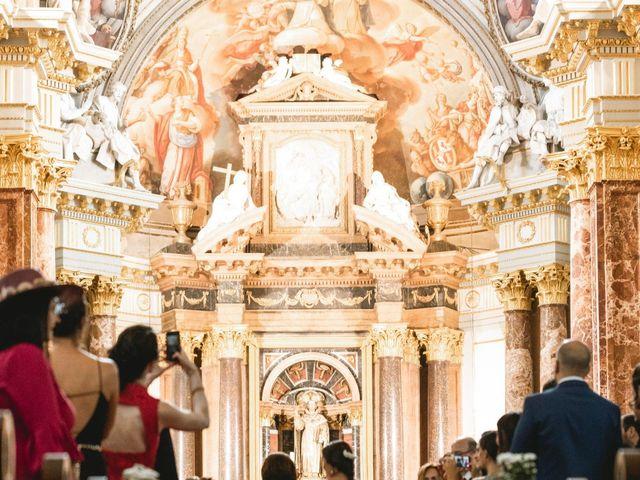 La boda de Fede y Inma en Valencia, Valencia 15
