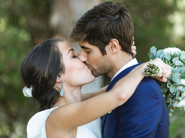 La boda de Inma y Fede