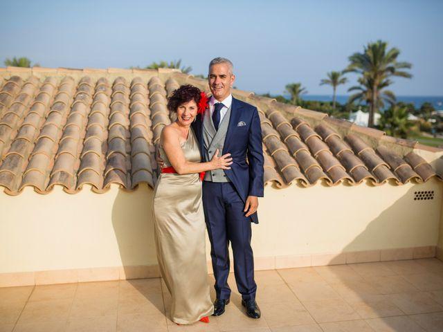 La boda de Rubén y Leila en Granada, Granada 15
