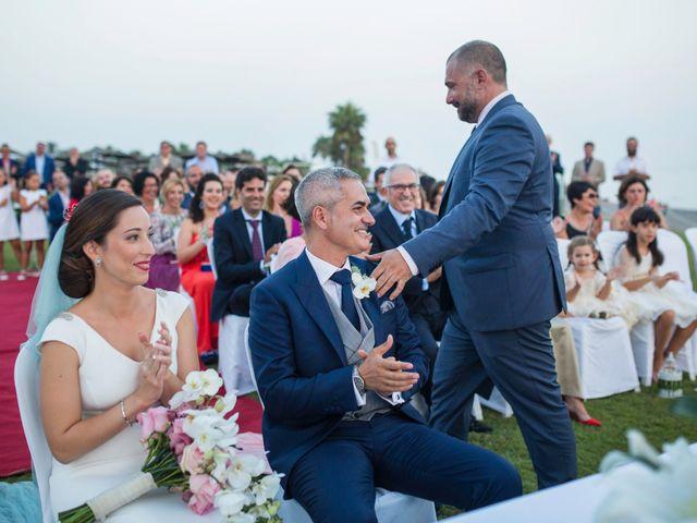 La boda de Rubén y Leila en Granada, Granada 26