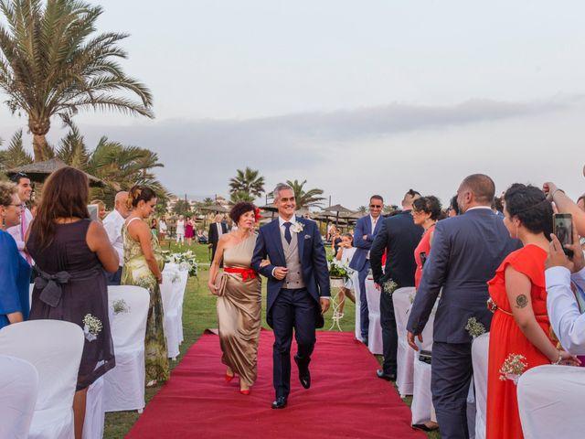 La boda de Rubén y Leila en Granada, Granada 22