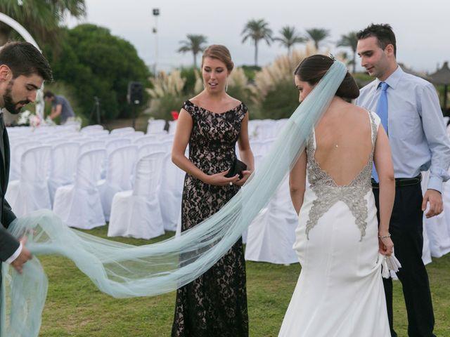 La boda de Rubén y Leila en Granada, Granada 35