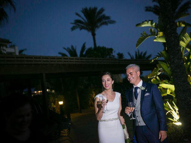 La boda de Rubén y Leila en Granada, Granada 38