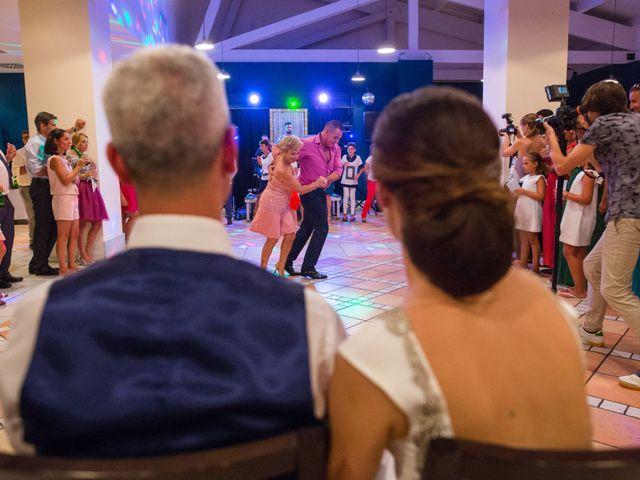 La boda de Rubén y Leila en Granada, Granada 45