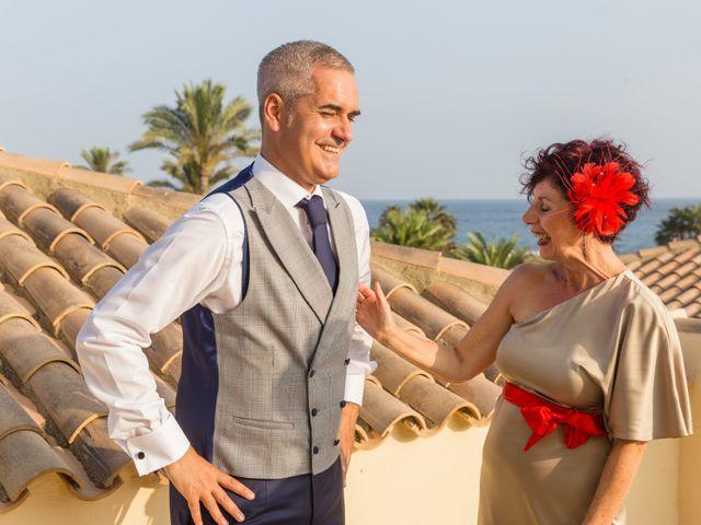 La boda de Rubén y Leila en Granada, Granada 18