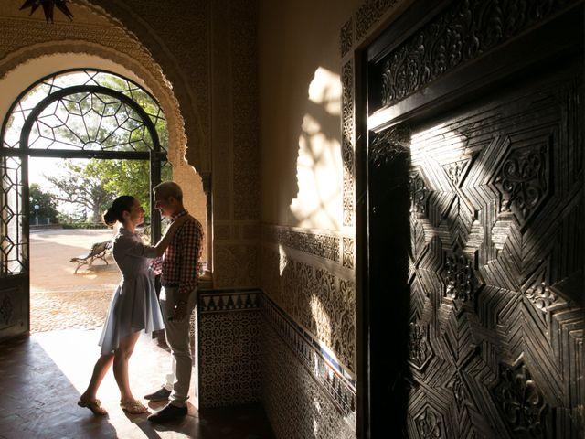 La boda de Rubén y Leila en Granada, Granada 4