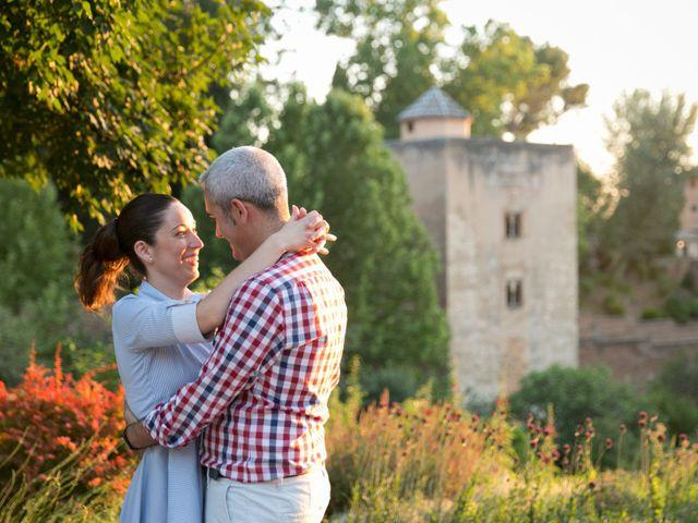 La boda de Rubén y Leila en Granada, Granada 5