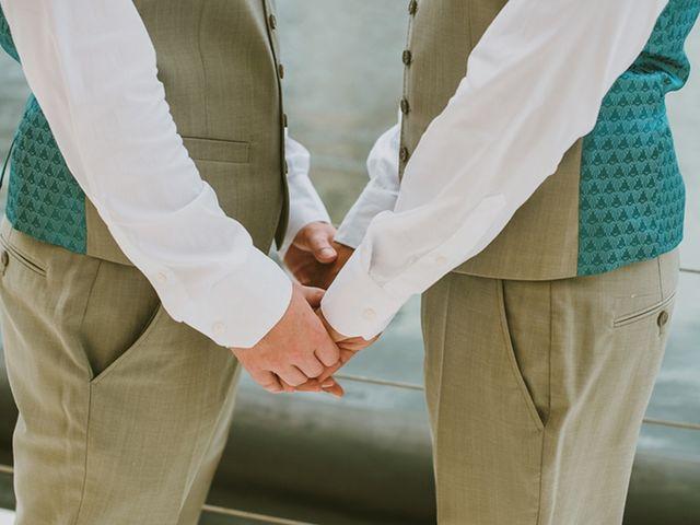 La boda de Roy y Andy en El Vendrell, Tarragona 17