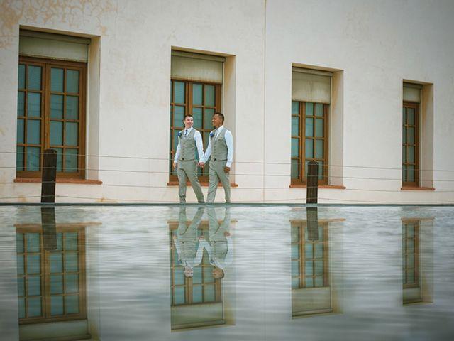 La boda de Roy y Andy en El Vendrell, Tarragona 18