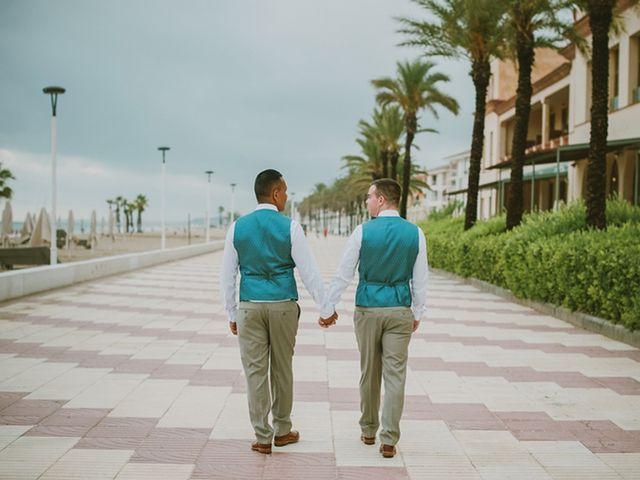 La boda de Roy y Andy en El Vendrell, Tarragona 21