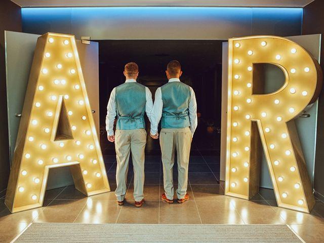 La boda de Roy y Andy en El Vendrell, Tarragona 23