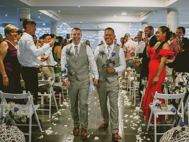 La boda de Roy y Andy en El Vendrell, Tarragona 24