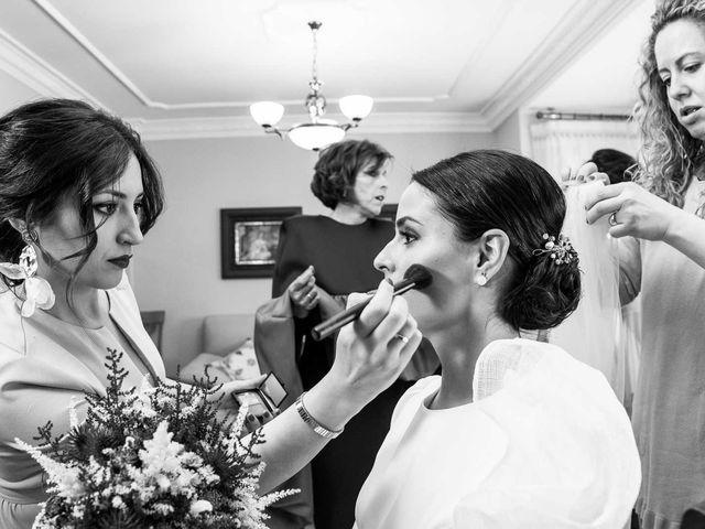 La boda de Sergio y Maria en Quintanar Del Rey, Cuenca 14