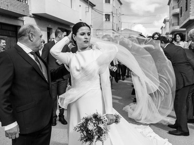 La boda de Sergio y Maria en Quintanar Del Rey, Cuenca 19