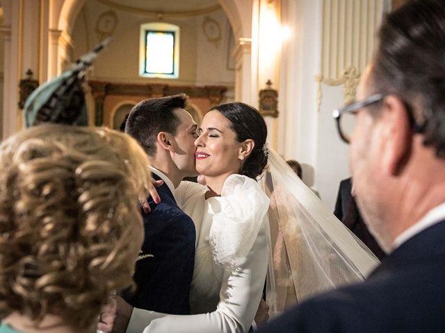 La boda de Sergio y Maria en Quintanar Del Rey, Cuenca 22