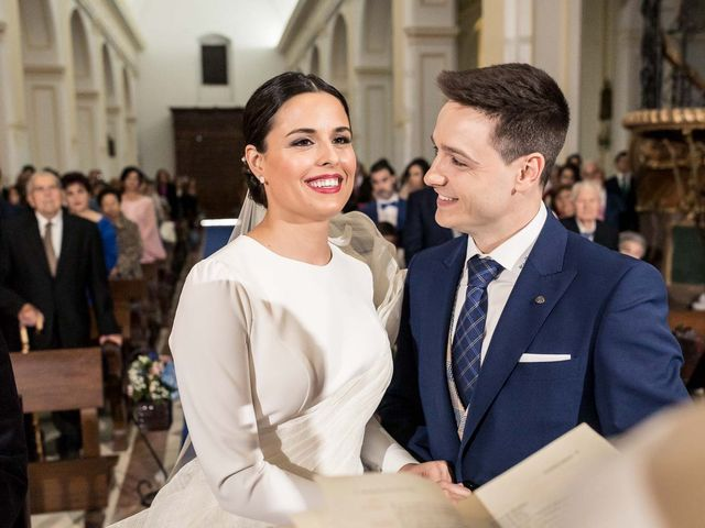 La boda de Sergio y Maria en Quintanar Del Rey, Cuenca 25