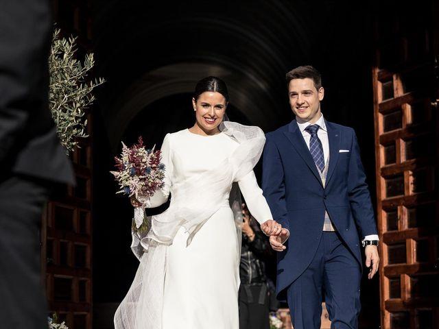 La boda de Sergio y Maria en Quintanar Del Rey, Cuenca 26
