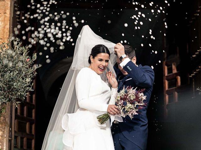 La boda de Sergio y Maria en Quintanar Del Rey, Cuenca 1