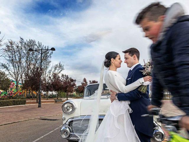 La boda de Sergio y Maria en Quintanar Del Rey, Cuenca 27